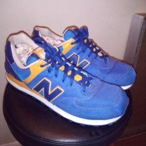 New Balance 574 Men's Low Top Sneakers